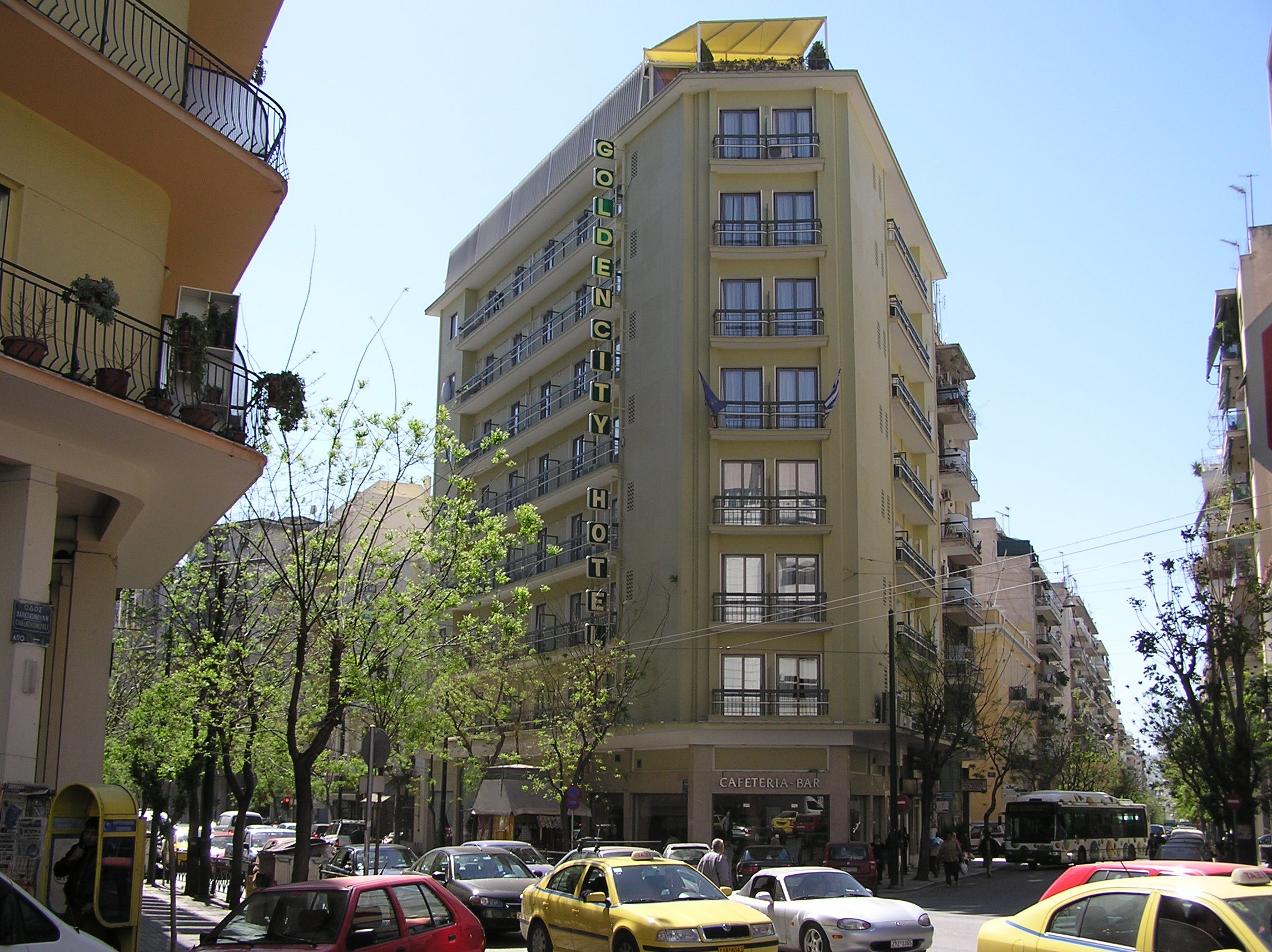 3* Athens Golden City Hotel