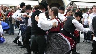 nabijgelegen Tsjechisch dans in Eemnes-Buiten