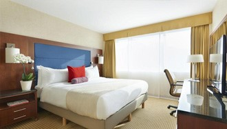 4* Ghent Marriott Hotel